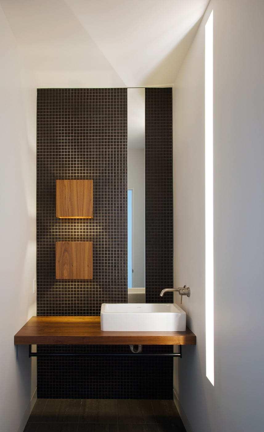 Moderne Badgestaltung Badezimmer Modern