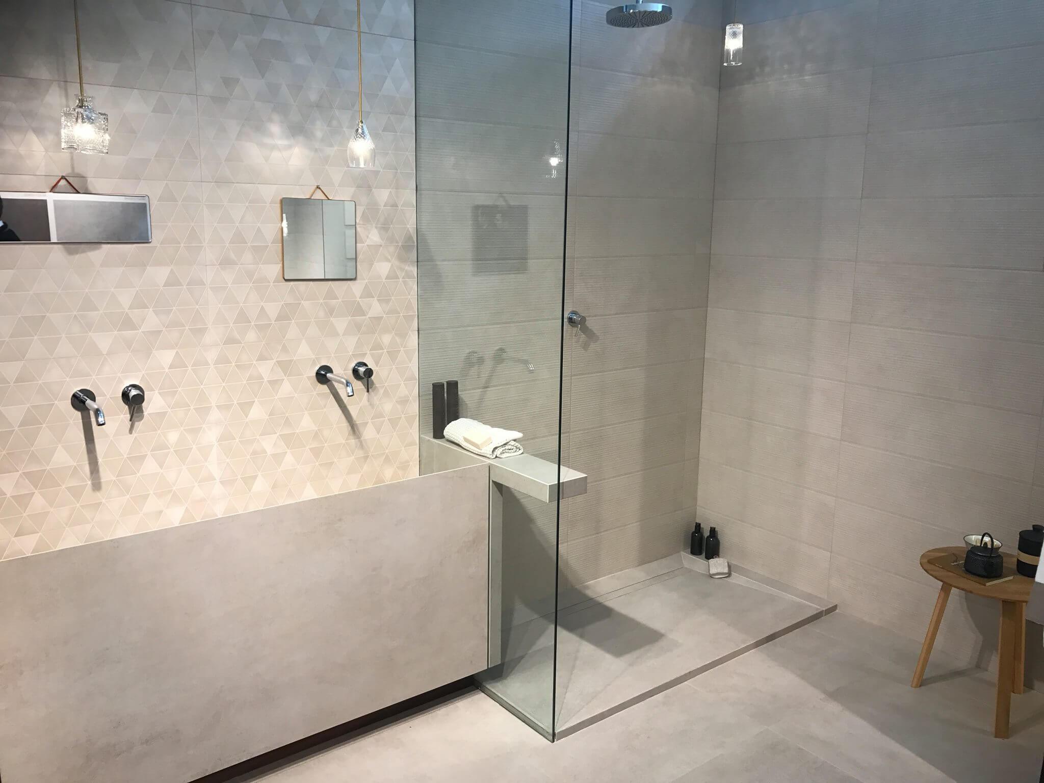 Moderne Badgestaltung Für Kleine Bäder