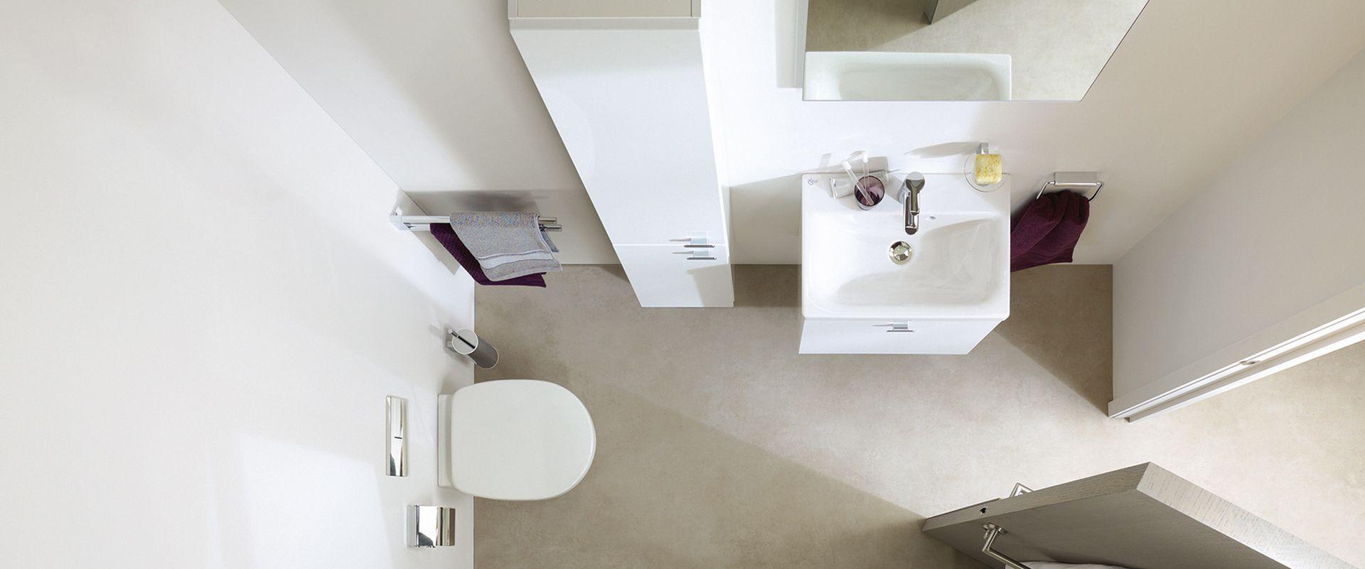 Moderne Badmöbel Für Kleine Bäder