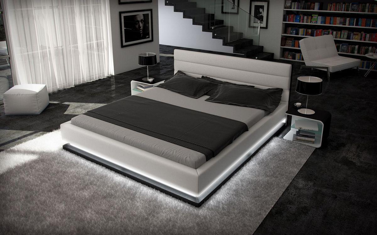 Moderne Betten 140×200