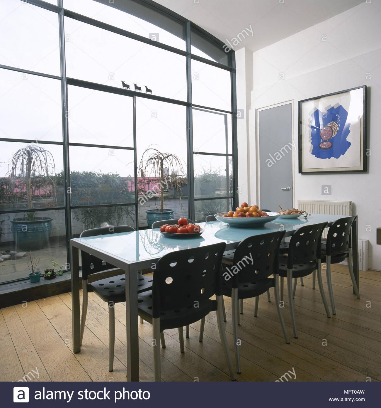 Moderne Esstisch Stühle