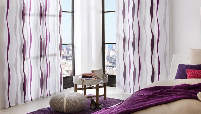 Moderne Gardinen Ideen Wohnzimmer