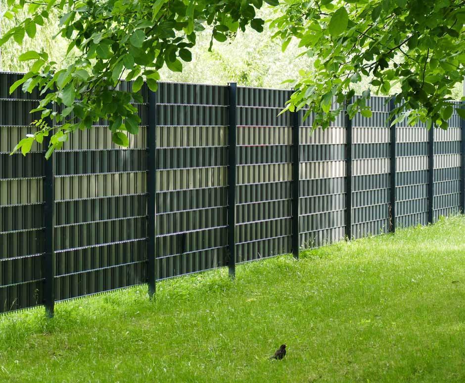 Moderne Gartenzäune Aus Metall