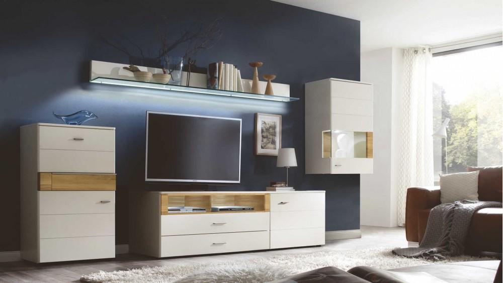 Moderne Kleine Wohnwand
