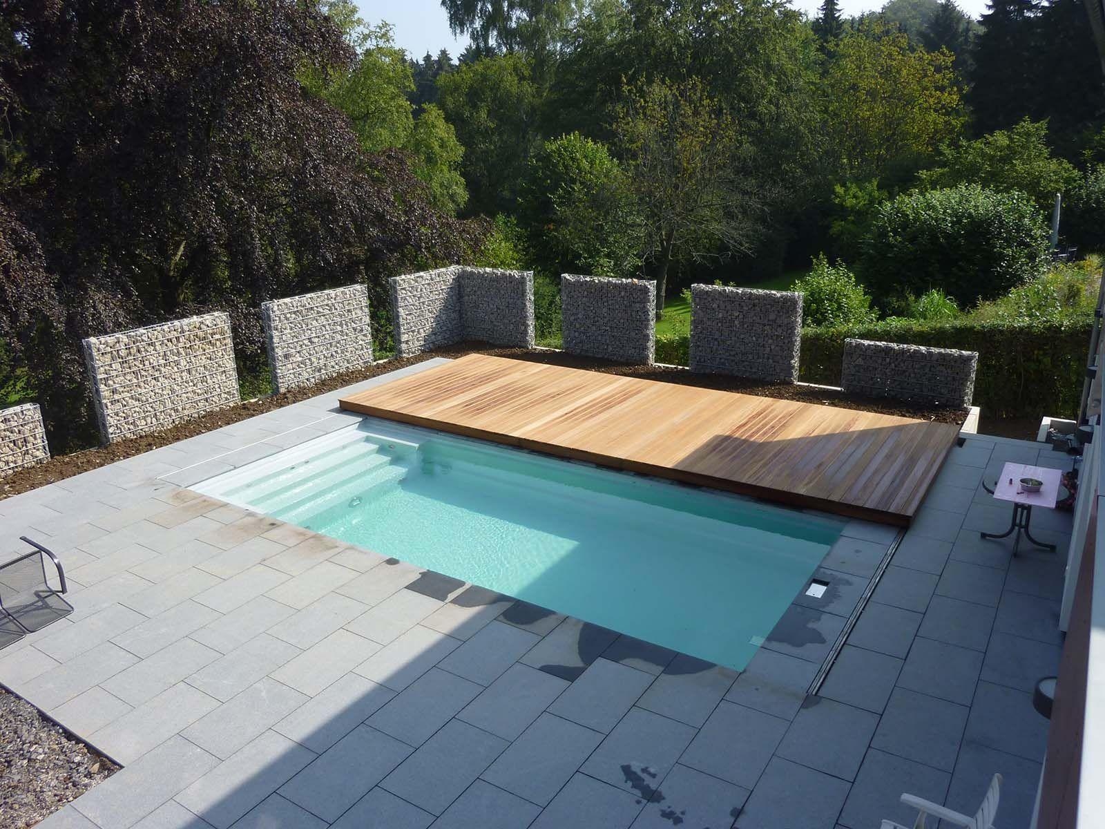 Moderne Kleiner Pool Für Terrasse