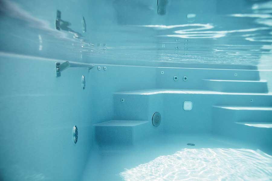 Moderne Pool Für Den Garten