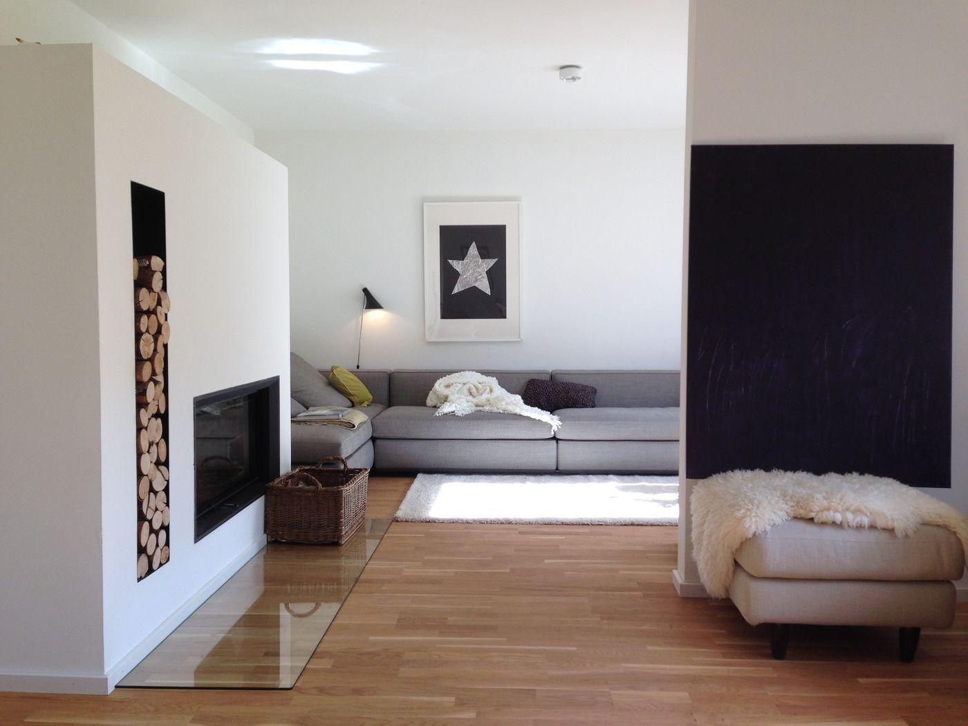 Moderne Wandfarbe Für Wohnzimmer