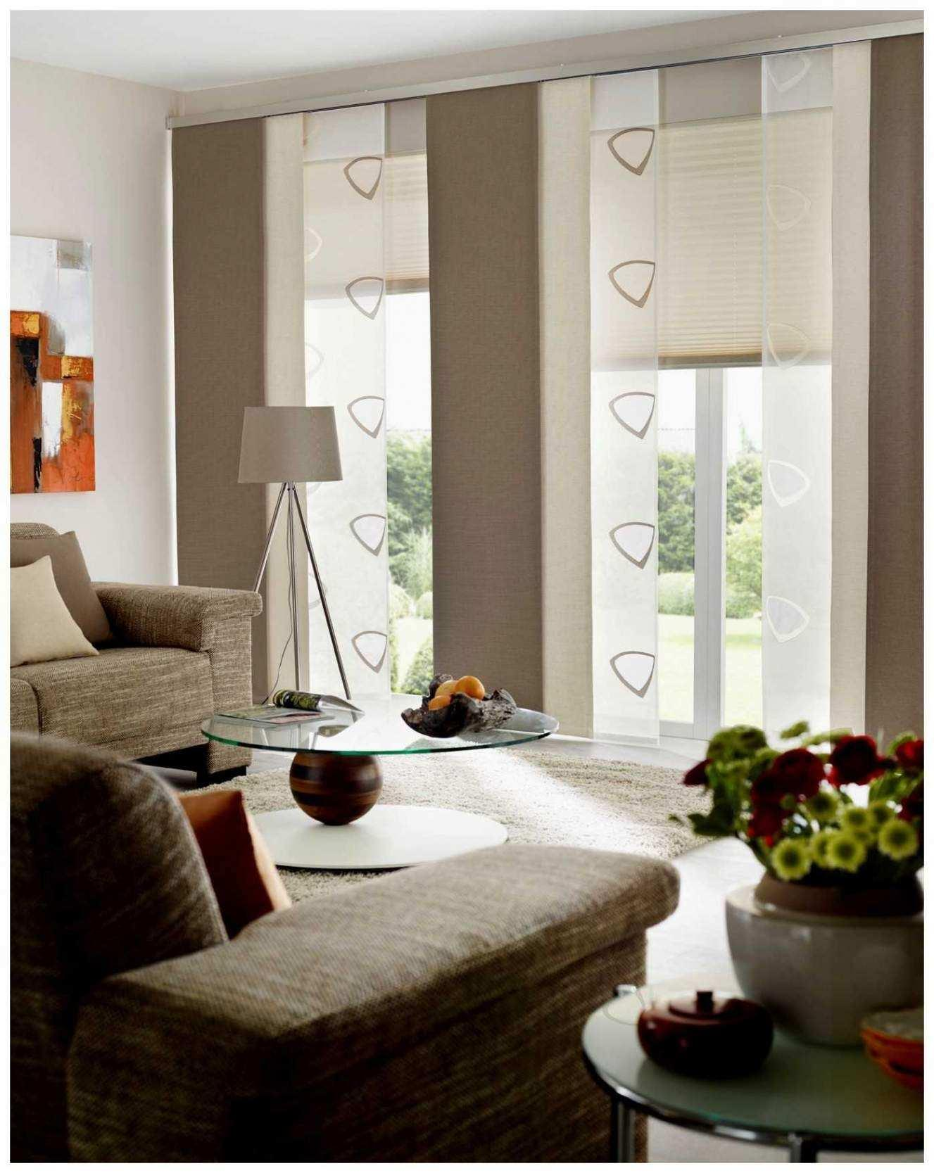 Moderne Wohnzimmer Gardinen Mit Balkontür