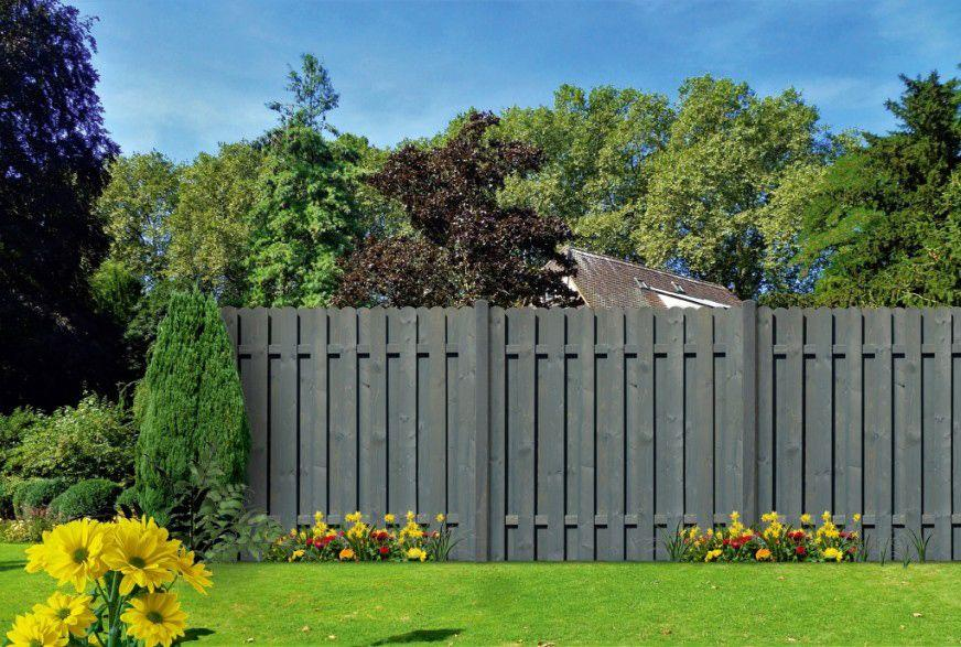 Moderne Zäune Sichtschutz