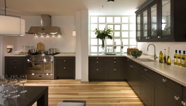 Moderner Landhausstil Küchen Landhausstil Skandinavisch