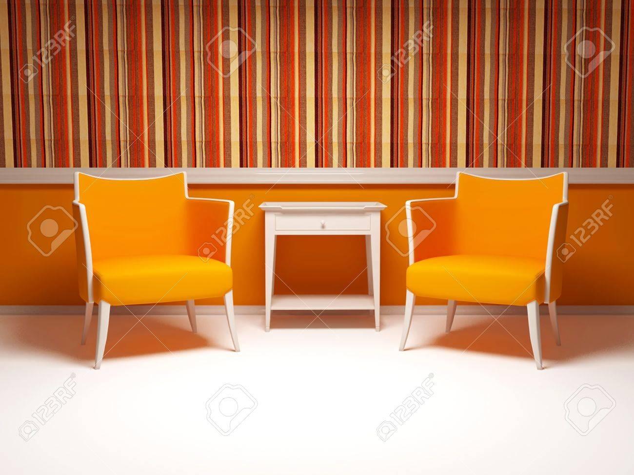 Moderner Sessel Für Wohnzimmer