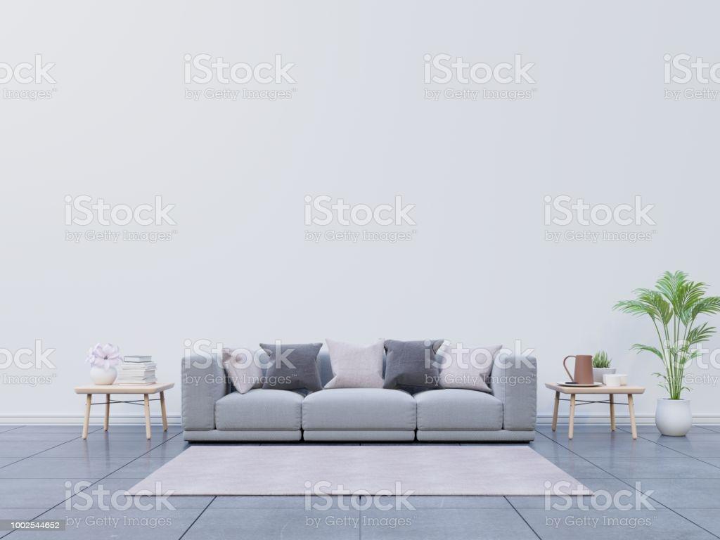 Modernes Wohnzimmer Dekorieren