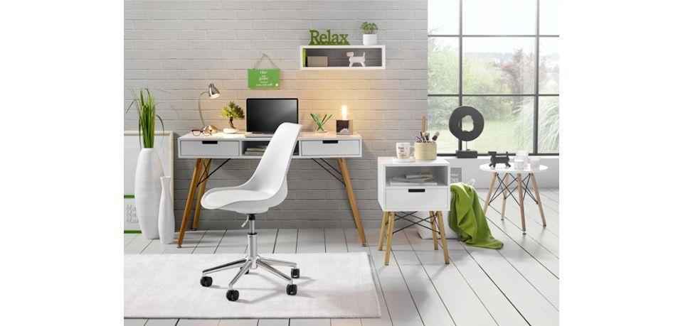 Mömax Schreibtisch Holz