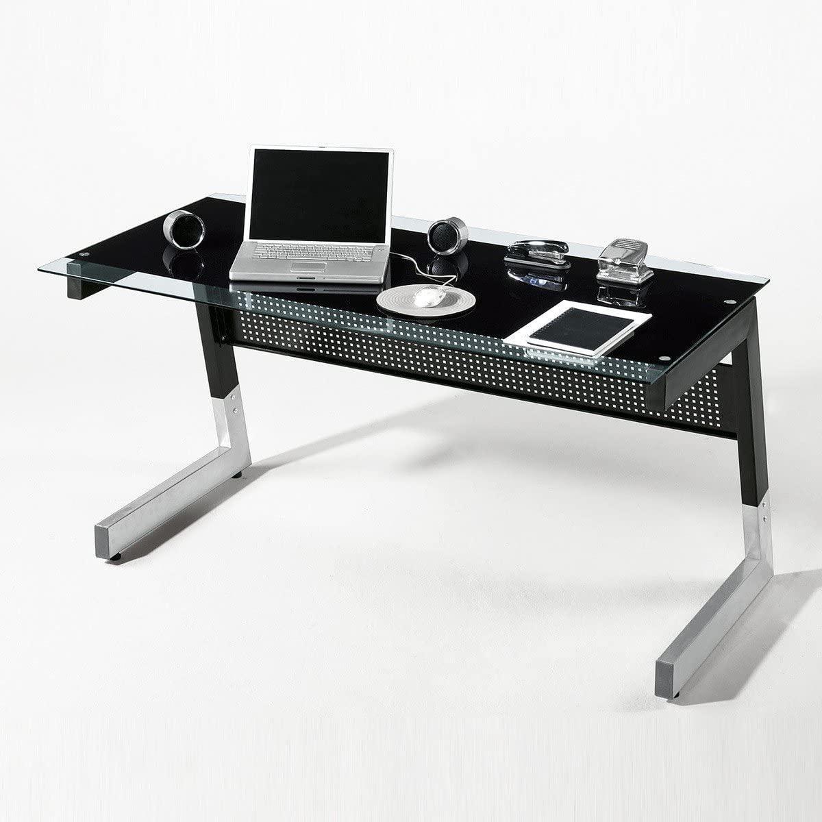 Mömax Schreibtisch Schwarz