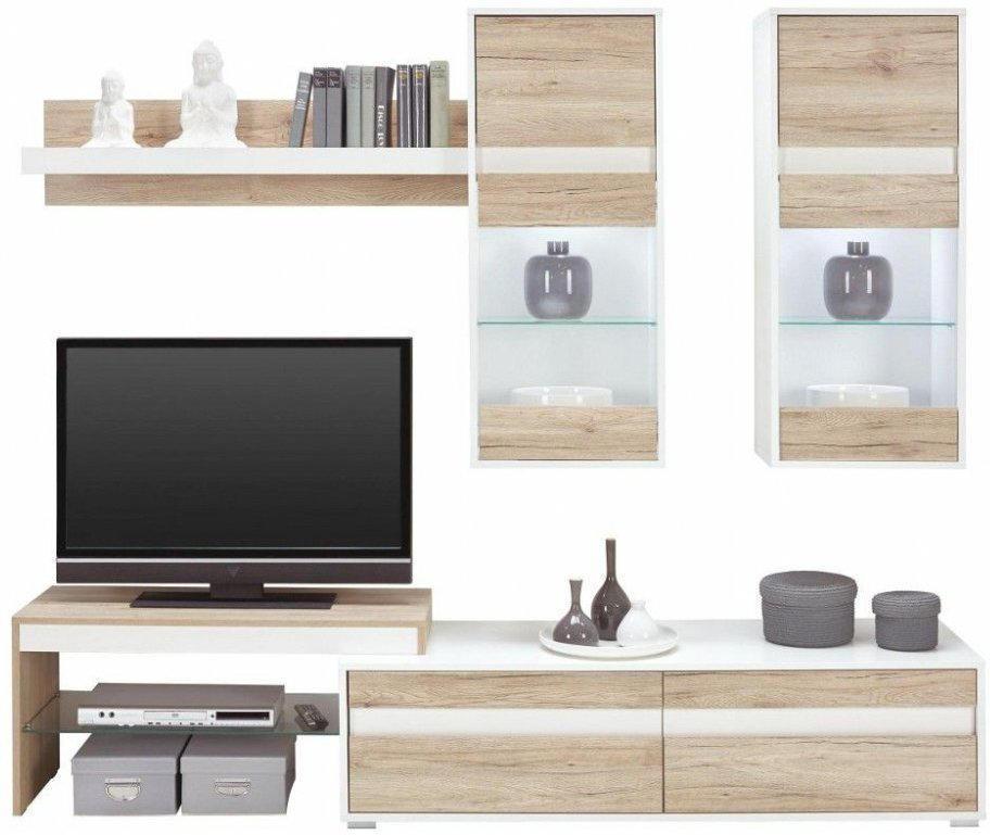 Mömax Wohnwand Weiß Holz