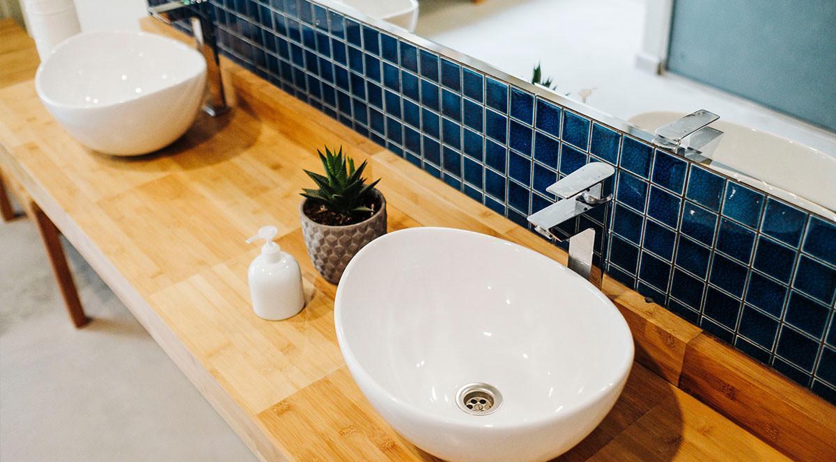 Mosaik Badezimmer Ideen Fliesen