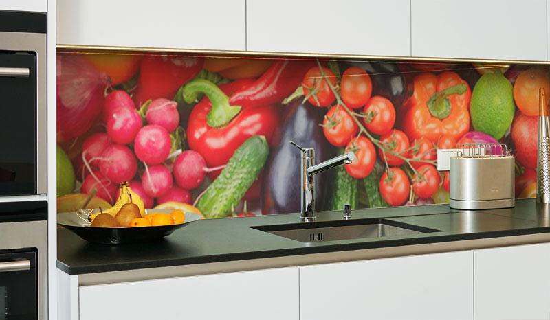 Motiv Küchenrückwand Glas Bedruckt