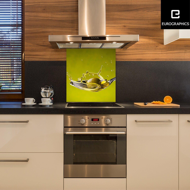 Motive Küchenrückwand Glas Obi