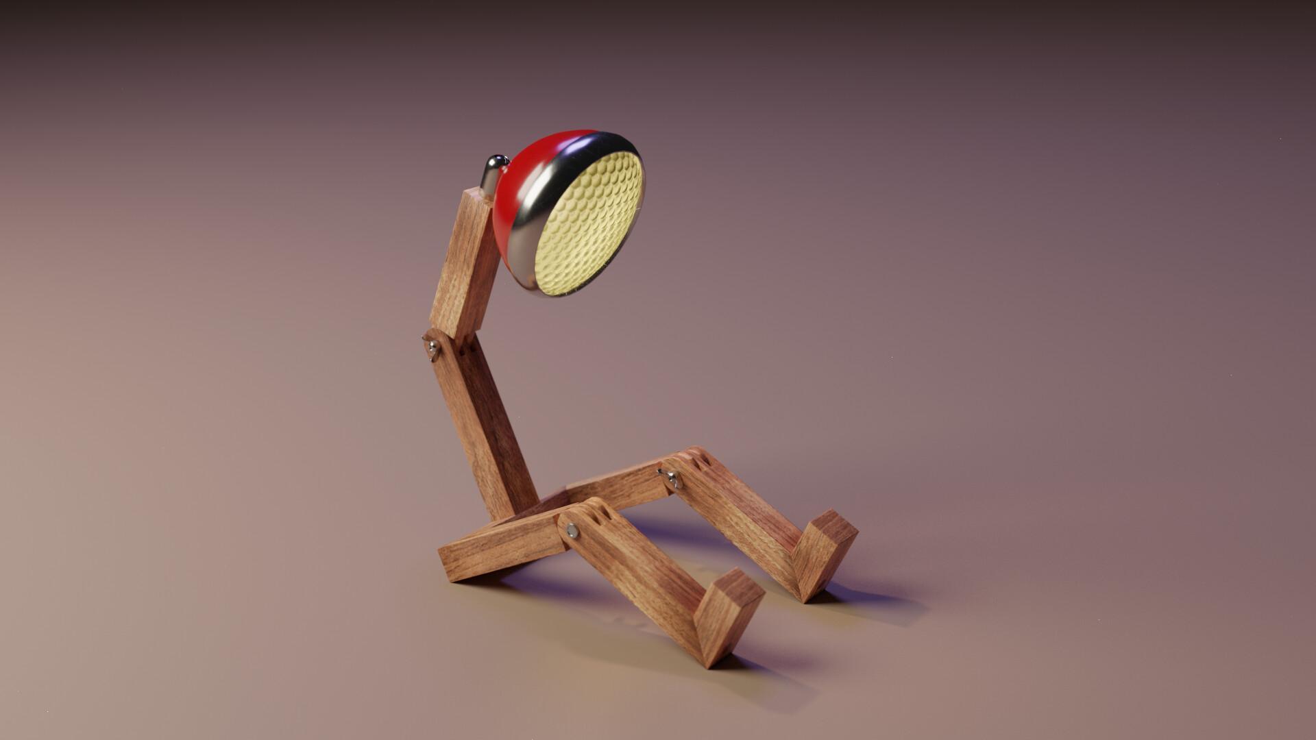 Mr Wattson Lampe Bauhaus