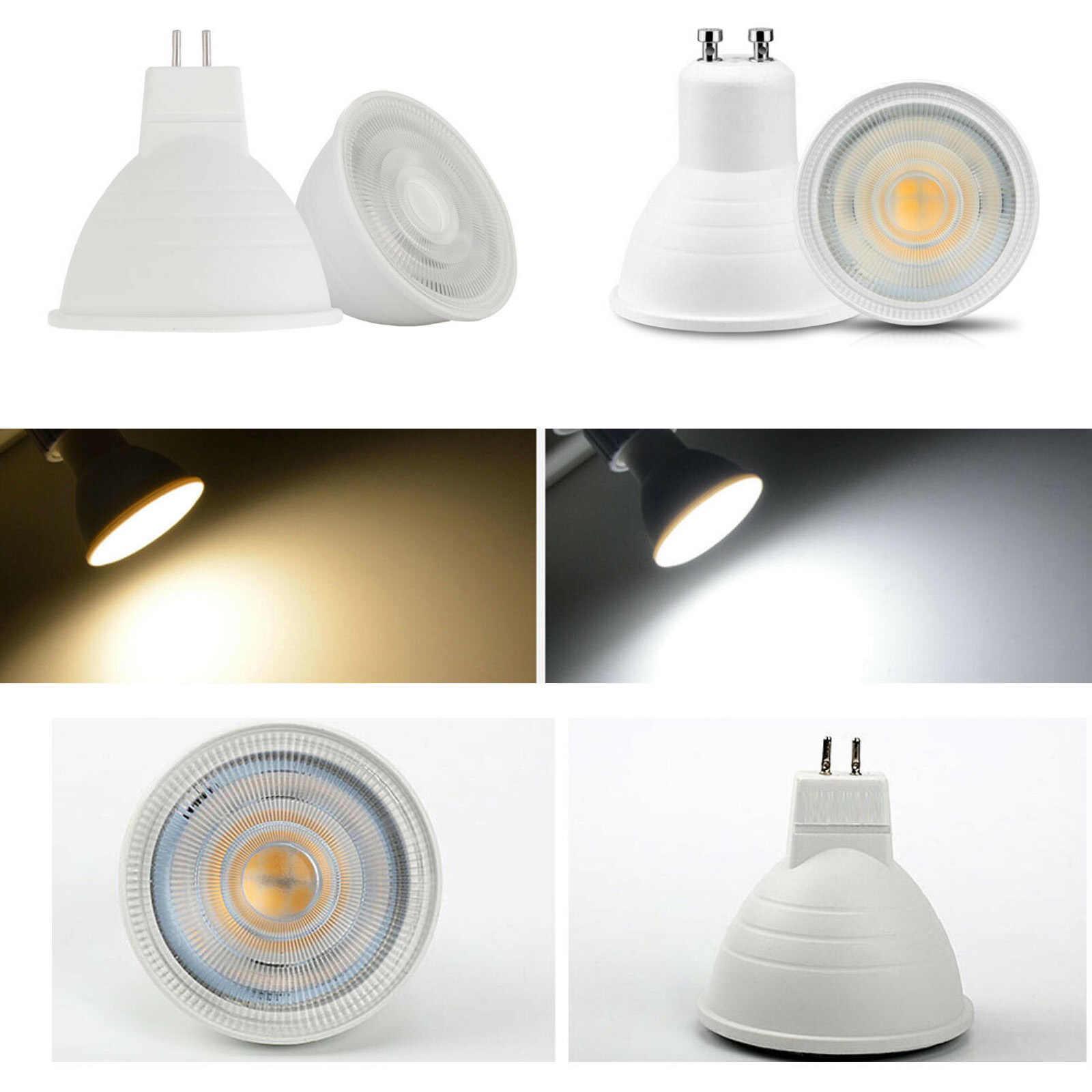 Mr16 Gu5 3 Led Bulbs