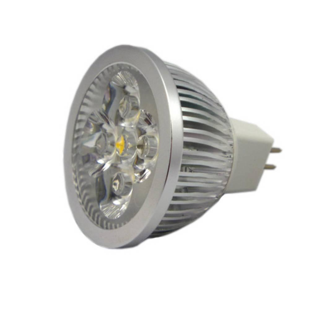 Mr16 Gu5 3 Led Lamp 5w