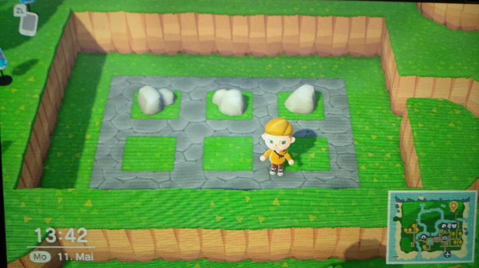 Muschellampe Animal Crossing