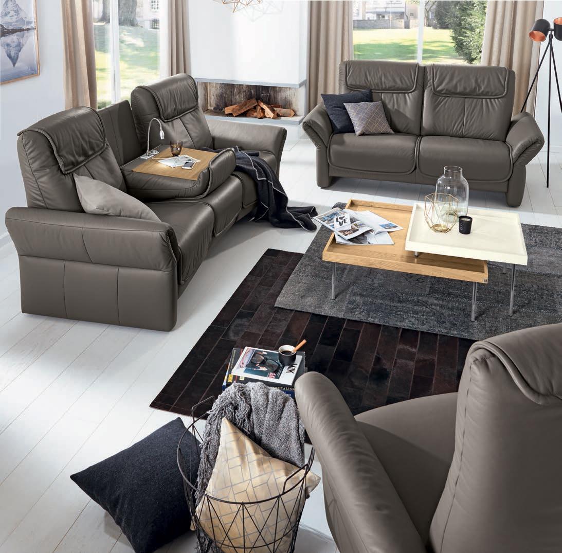 Musterring Sofa Leder