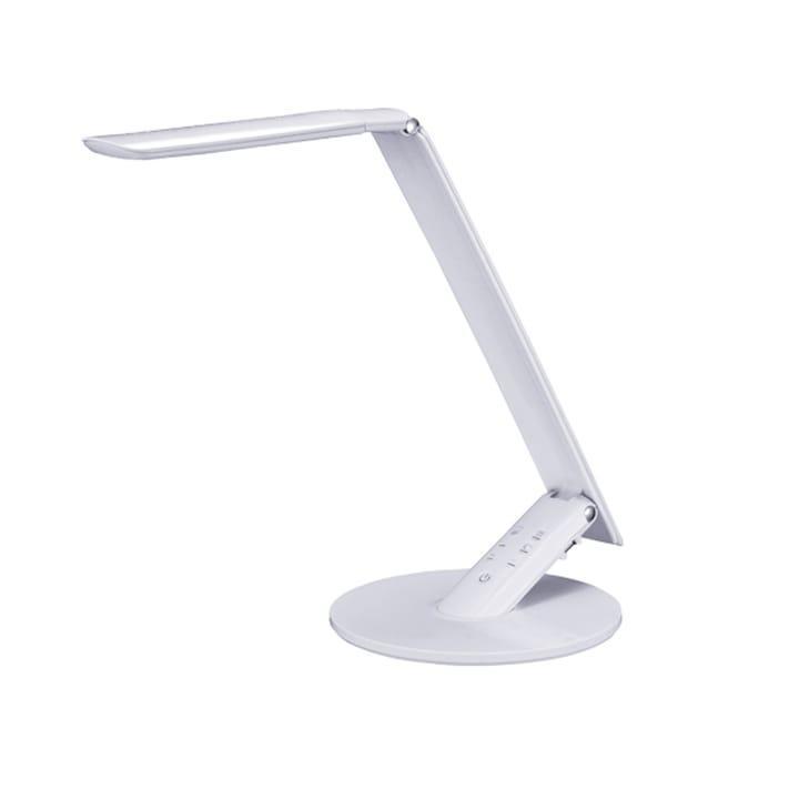 Nachttischlampe Gold Dimmbar