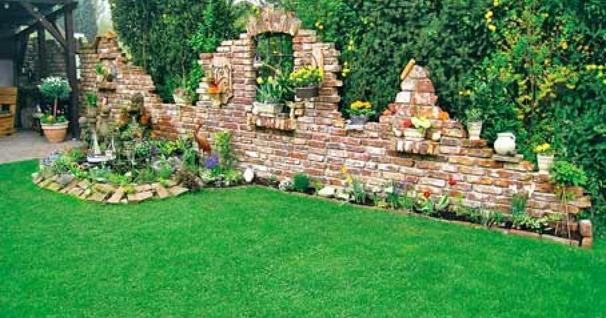 Natürlicher Sichtschutz Garten Ideen