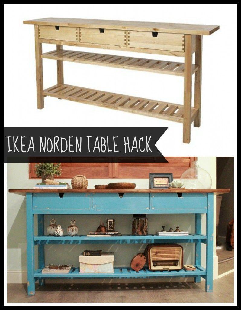 Norden Anrichte Ikea