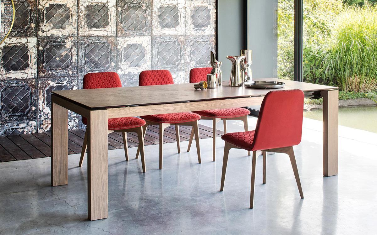 Nussbaum Tisch Stühle