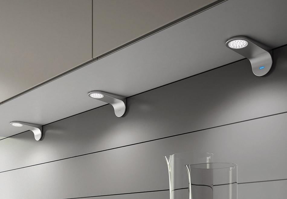 Oberschrank Küche Beleuchtung