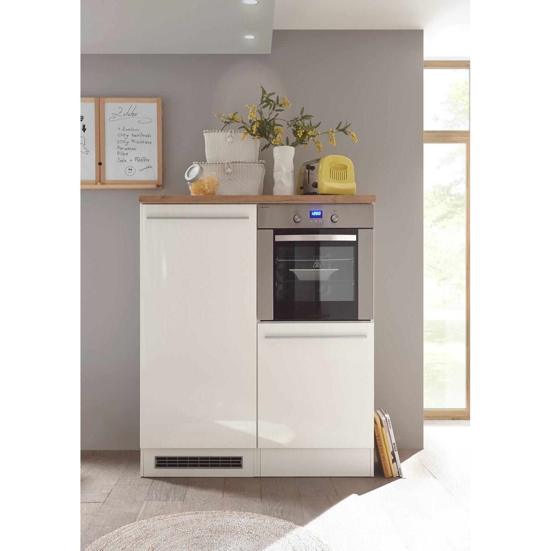 Obi Küchenzeile Mit Elektrogeräten