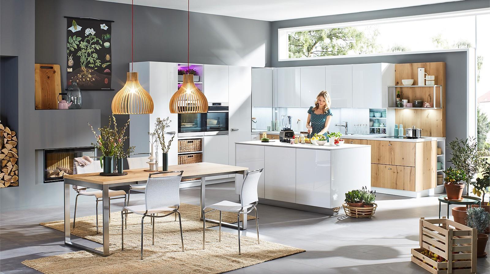 Offene Küche Mit Esszimmer