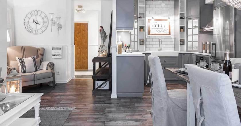 Offene Küche Wohnzimmer Grundriss
