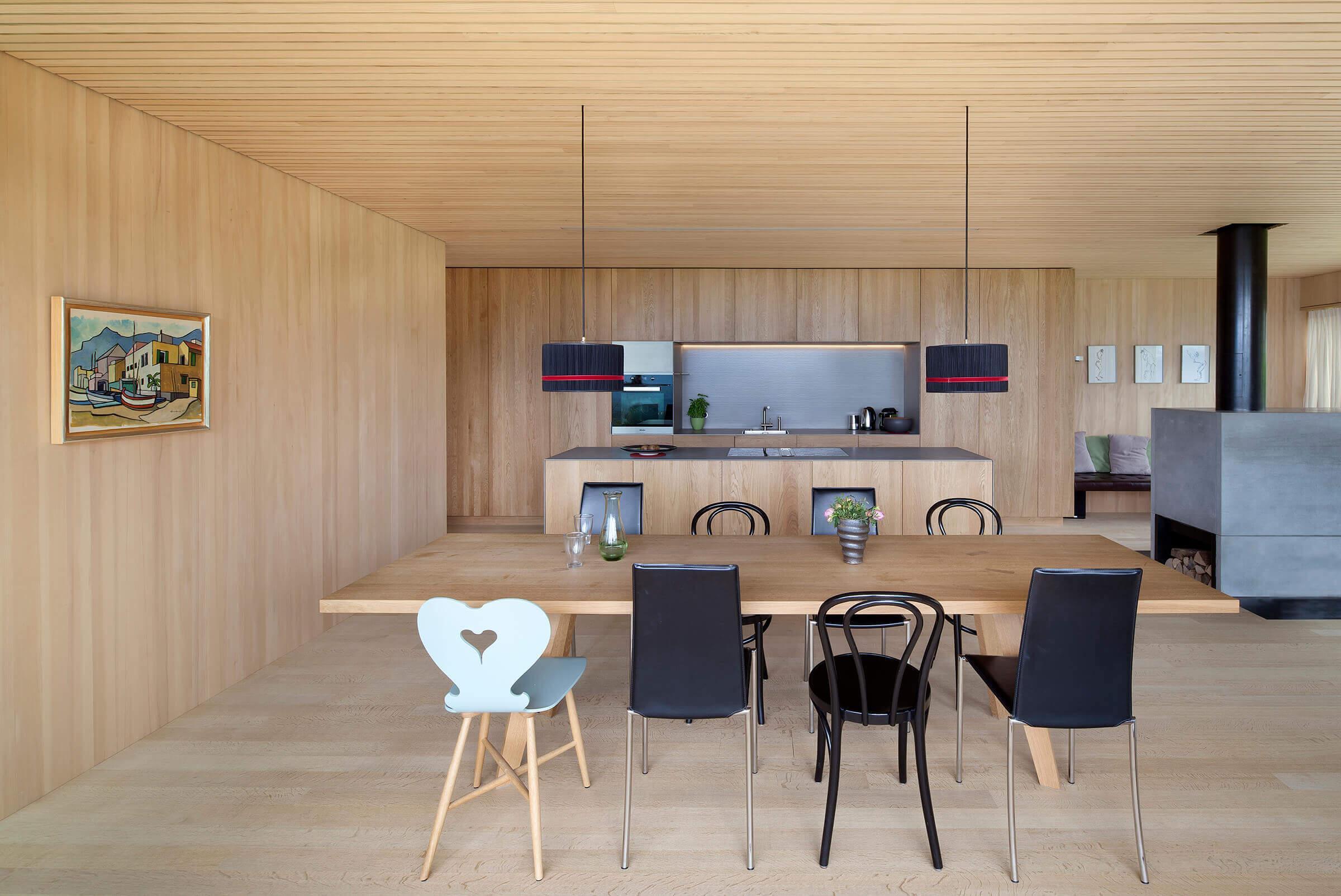 Offene Küche Wohnzimmer L Form