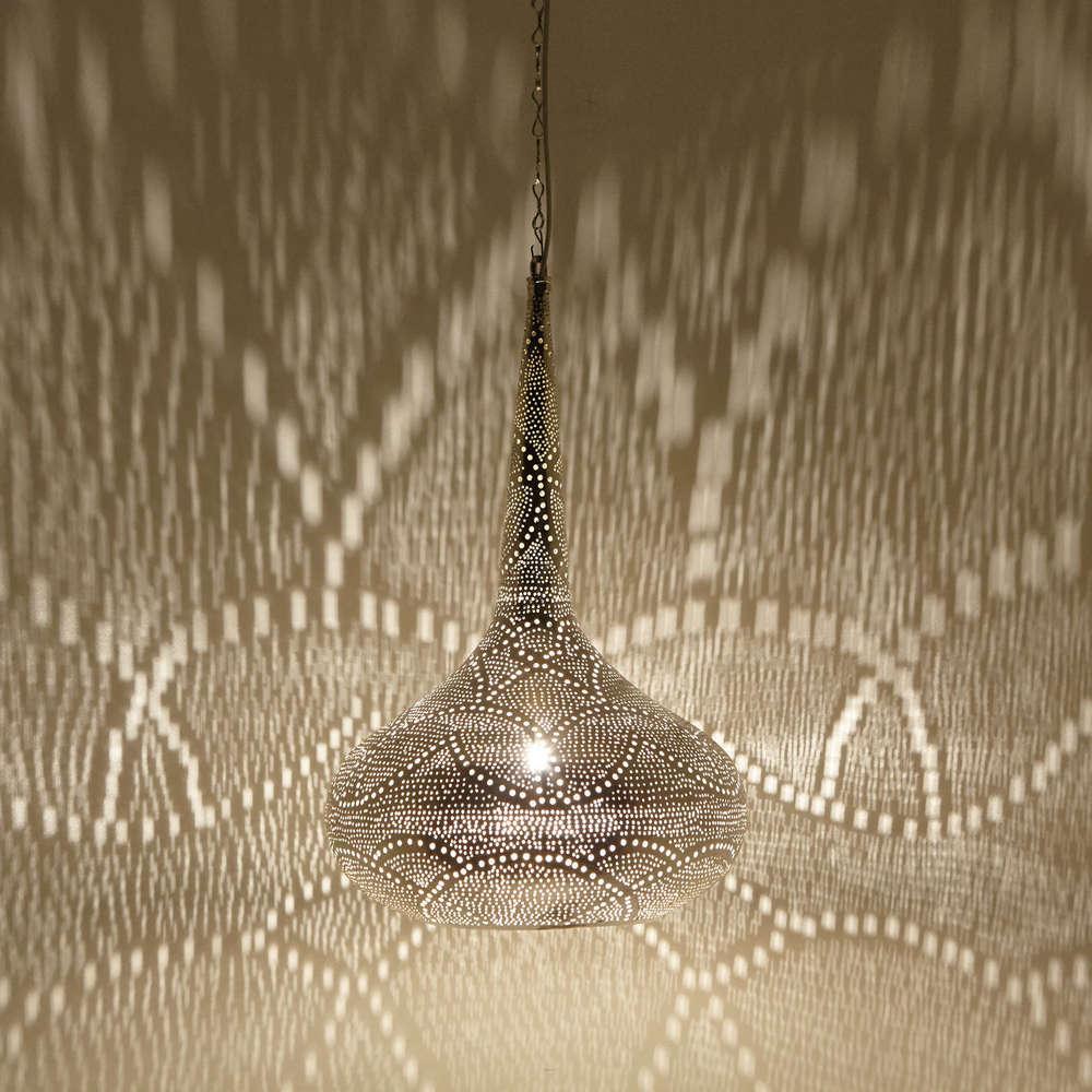 Orientalische Lampe Gold