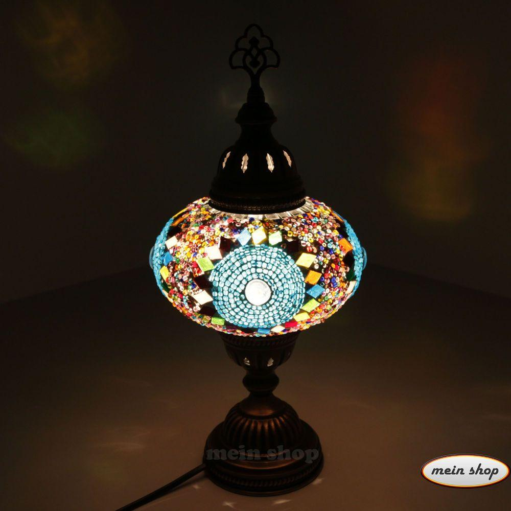 Orientalische Mosaik Lampen