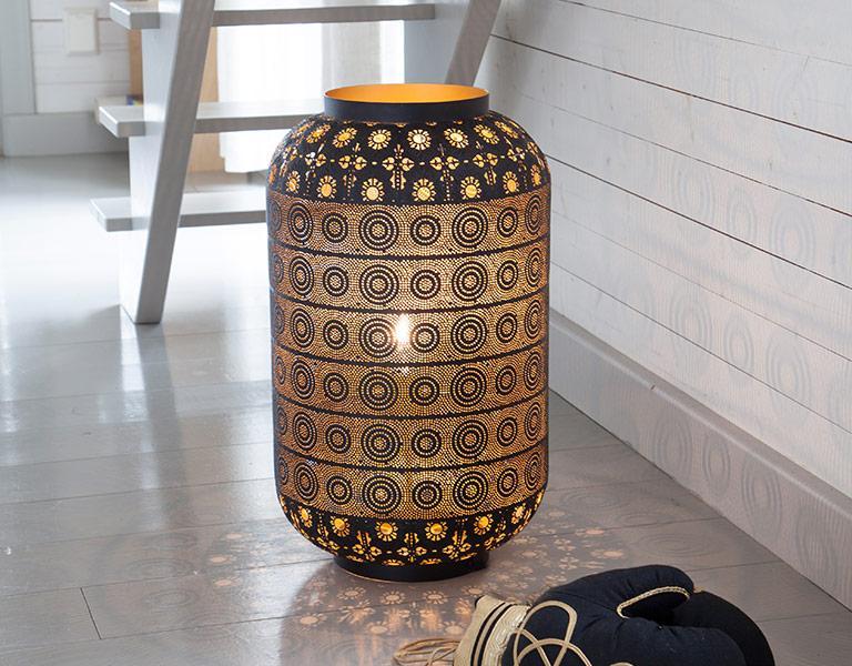 Orientalische Stehlampe Groß