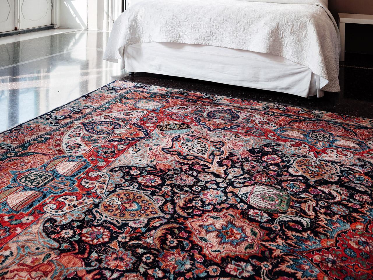 Orientalisches Schlafzimmer Türkis