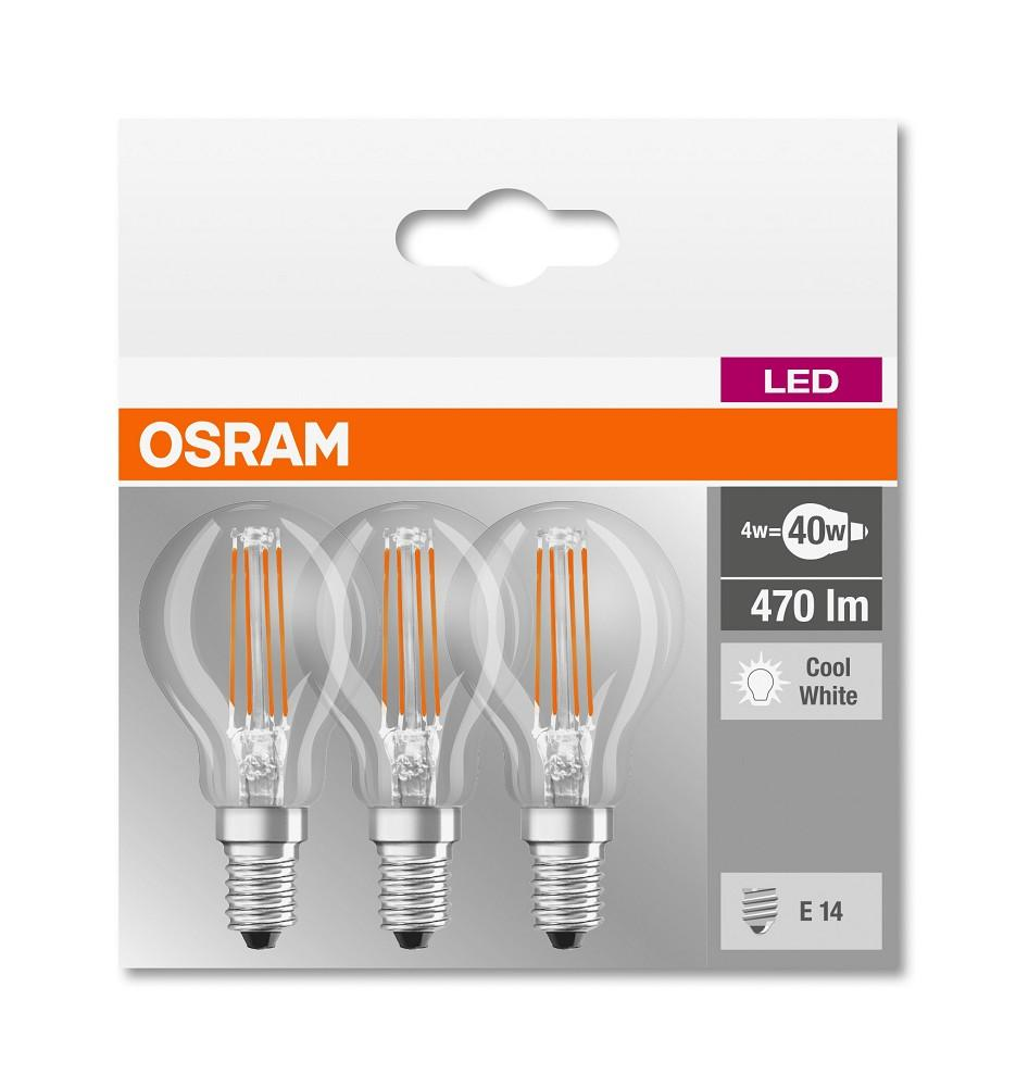 Osram Led E14 Warmweiß
