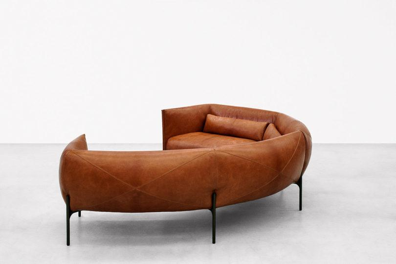 Otto Couch L Form