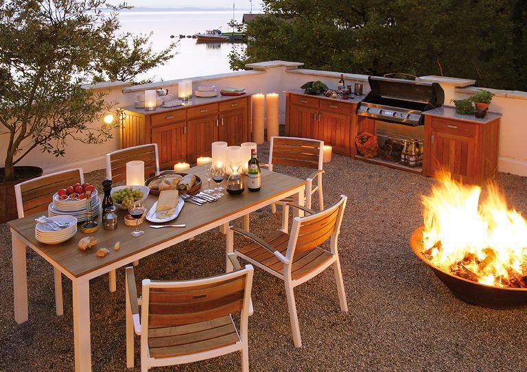 Outdoor Küchen Bilder