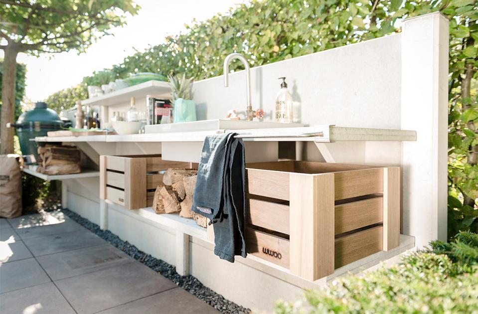 Outdoor Küchen Selber Bauen