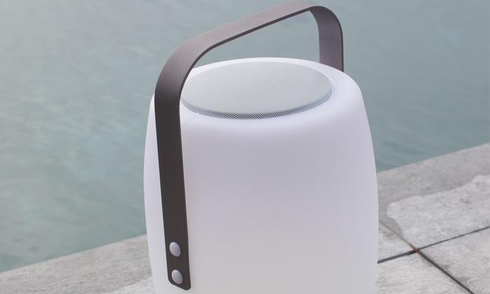 Outdoor Lampe Mit Lautsprecher