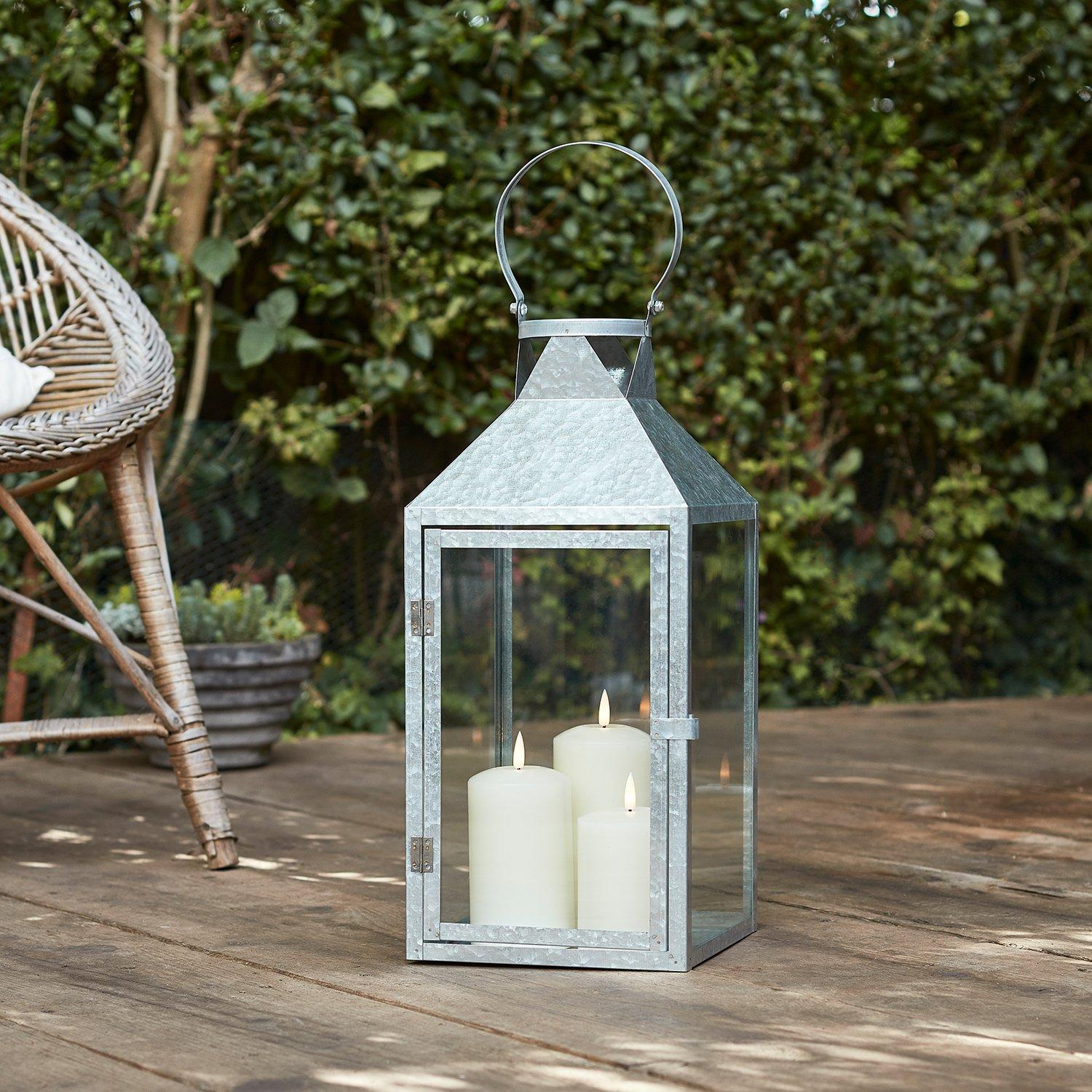 Outdoor Laterne Holz