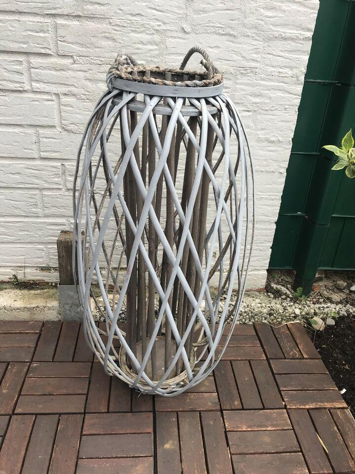 Outdoor Laterne Rattan
