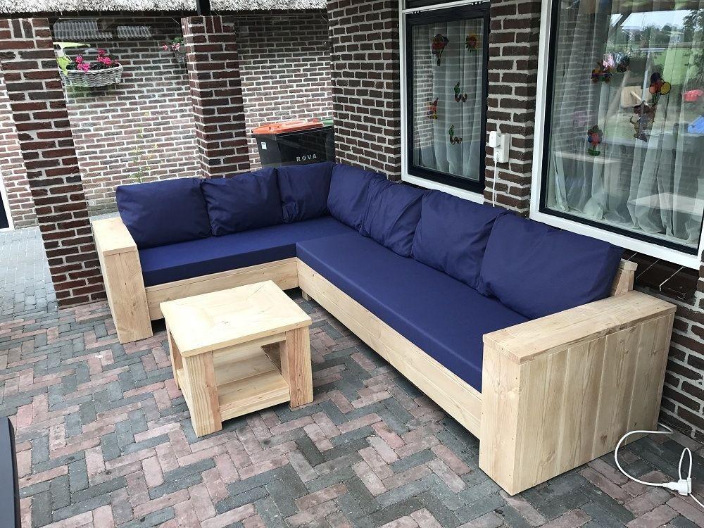 Outdoor Lounge Ecksofa