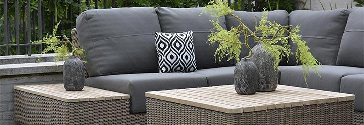 Outdoor Polyrattan Möbel