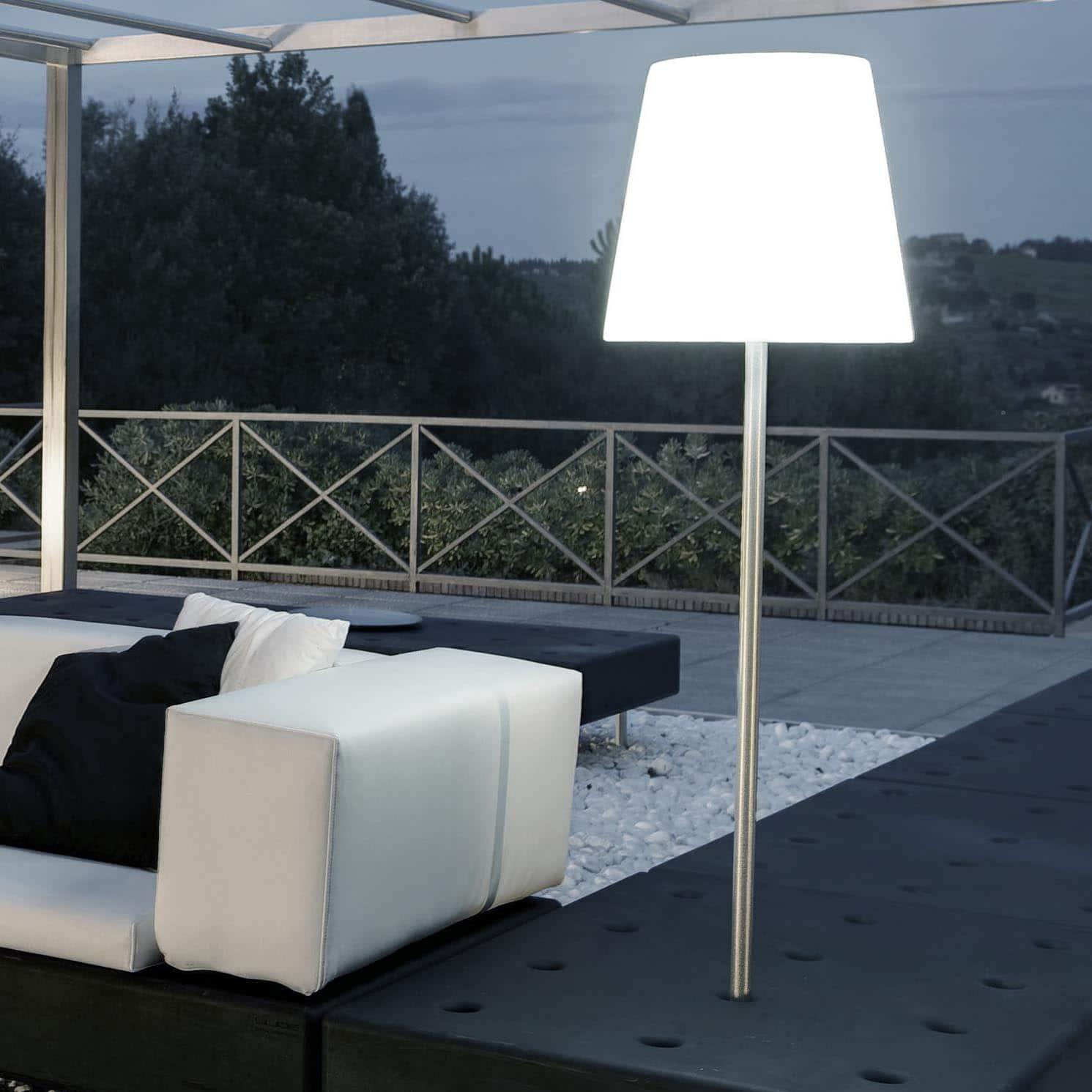 Outdoor Stehlampe Design
